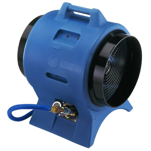 Americ VAF3000P 12 in. Pneumatic Confined Space Ventilator image number 0