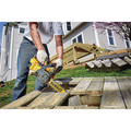 Dewalt DCCS620P1 20V MAX XR 5.0 Ah Brushless Lithium-Ion 12 in. Compact Chainsaw Kit image number 7
