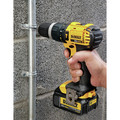 Factory Reconditioned Dewalt DCD785C2R 20V MAX Lithium-Ion Compact 1/2 in. Cordless Hammer Drill Driver Kit (1.5 Ah) image number 4