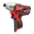 Milwaukee 2497-22 M12 Lithium-Ion 3/8 in. Hammer Drill and Impact Driver Combo Kit image number 2