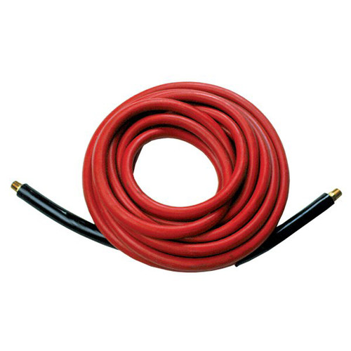 ATD 8210 3/8 in. x 50 ft. Four-Braid Rubber Air Hose