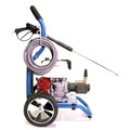 Pressure-Pro PP3425H Dirt Laser 3400 PSI 2.5 GPM Gas-Cold Water Pressure Washer with GX200 Honda Engine image number 3