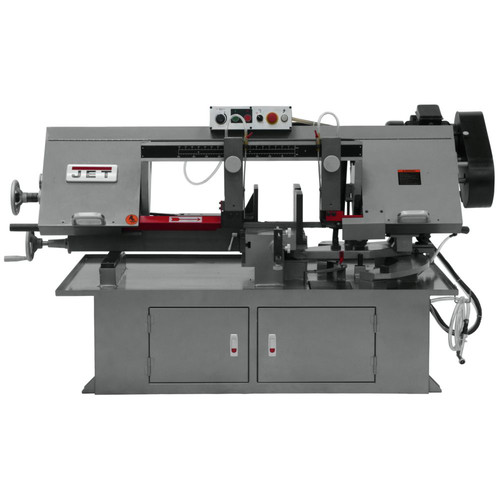 JET 413410 230V 10 in. x 18 in. Horizontal Dual Mitering Bandsaw image number 3