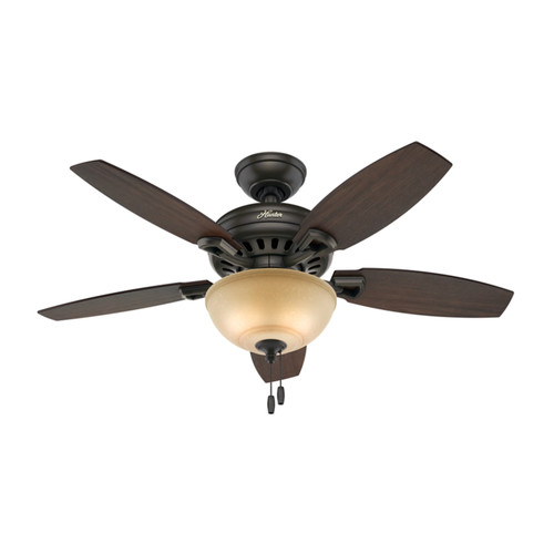Factory Reconditioned Hunter CC51064 44 in. New Bronze Indoor Ceiling Fan