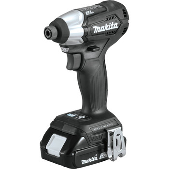 Factory Reconditioned Makita XDT15R1B-R 18V LXT 2 Ah Lithium-Ion Sub-Compact Brushless Cordless Impact Driver Kit image number 1