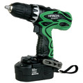 Hitachi DS18DVF3M 18V Cordless 1/2 in. Drill Driver Kit (Open Box)