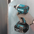 Makita XT268M 18V 4.0 Ah LXT Cordless Lithium-Ion Hammer Drill and Impact Driver Combo Kit image number 2