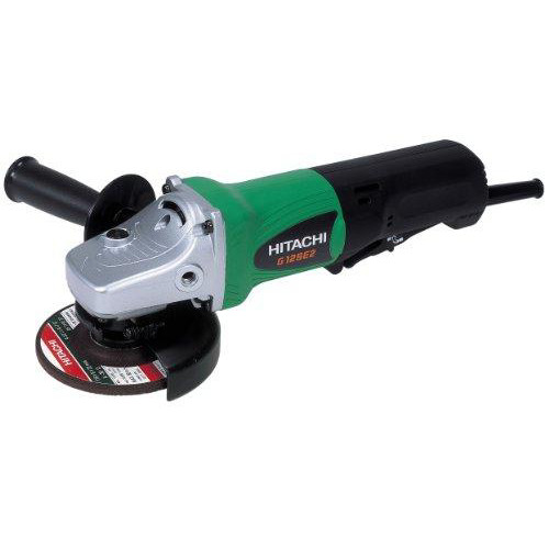 Hitachi 361-G12SE2 4-1/2 in. 9.5 Amp Paddle Switch Small Angle Grinder