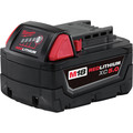 Milwaukee 2715-22 M18 FUEL Lithium-Ion 1-1/8 in. SDS Plus Rotary Hammer Kit image number 3