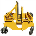 Saw Trax PE 700 lb. Capacity Panel Express All-Terrain Self-Adjusting Material Cart