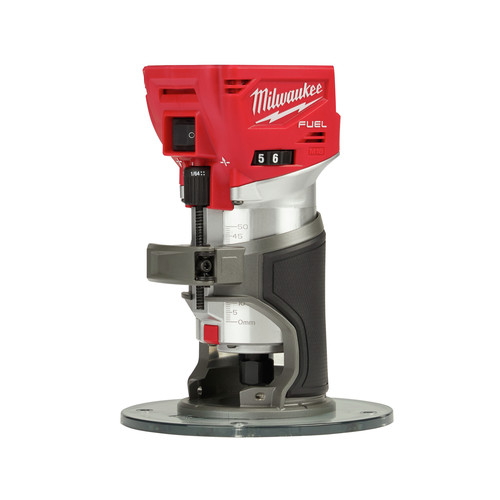 Milwaukee 2723-20 M18 FUEL Cordless Lithium-Ion Compact Router (Tool Only) image number 0
