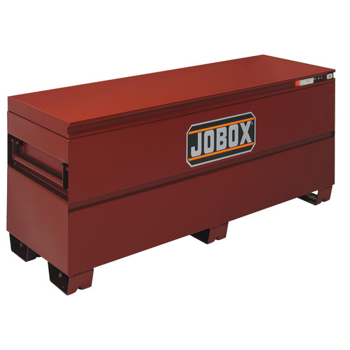 JOBOX 1-655990D 60 in. Long Heavy-Duty Steel Chest with Site-Vault Security System image number 0