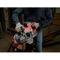 Milwaukee 2729-21 M18 FUEL Cordless Lithium-Ion Deep Cut Band Saw with XC 5.0 Ah Battery image number 9