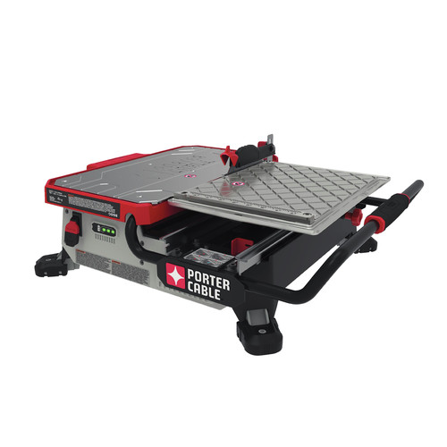 Porter-Cable PCC780LA 20V MAX 7 in. Table Top Wet Tile Saw image number 0