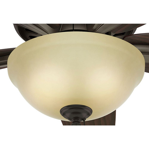 Hunter 51087 42 in. Newsome Premier Bronze Ceiling Fan with Light image number 10