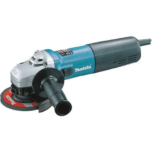 Makita 9564CV 4-1/2 in. Slide Switch Variable Speed Angle Grinder image number 0