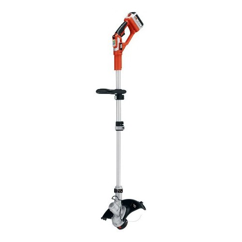 Factory Reconditioned Black & Decker LST136R 40V MAX Cordless Lithium-Ion High-Performance 13 in. String Trimmer with Power Command