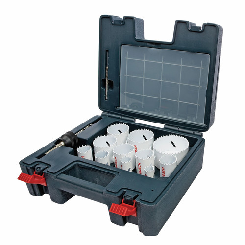Bosch HB25M 25-Piece Quick Change Bi-metal Hole Saw Master Set