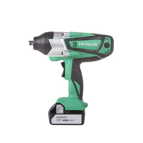 Hitachi WR18DSHL 18V Cordless Lithium-Ion High Torque 1/2 in. Impact Wrench