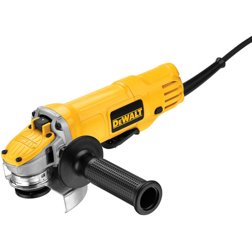Factory Reconditioned Dewalt DWE4120WR 4-1/2 in. Paddle Switch Angle Grinder image number 0