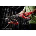 Milwaukee 2822-20 M18 FUEL SAWZALL Brushless Lithium-Ion Cordless Reciprocating Saw with ONE-KEY (Tool Only) image number 14