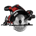 Skil CR540602 PWRCore 20 20V 6-1/2 in. Circular Saw with (1) 2 Ah Lithium-Ion Battery and Charger image number 1