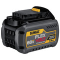 Dewalt DCB606-2 20V/60V MAX FLEXVOLT 6 Ah Lithium-Ion Battery (2-Pack) image number 4