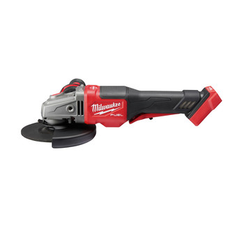 Milwaukee 2980-20 M18 FUEL 4-1/2 in. - 6 in. Braking Grinder with No-Lock Paddle Switch (Tool Only) image number 0