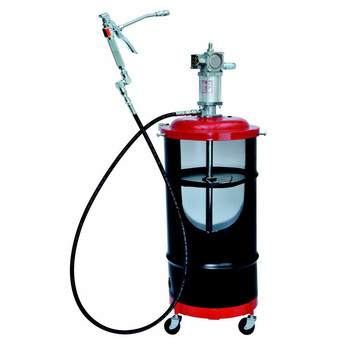 Lincoln Industrial 6917 Air Operated Portable Grease Pump Package