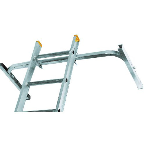 Louisville LP-2210-00 Adjustable Ladder Stabilizer for Extension and Single Ladder