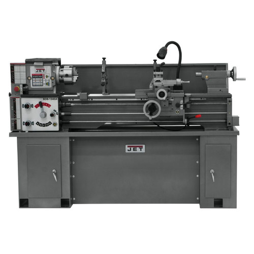 JET BDB-1340A 230V Lathe with ACU-RITE VUE DRO and Collet Closer image number 0