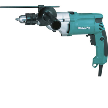 Factory Reconditioned Makita HP2050-R 6.6 Amp 3/4 in. Hammer Drill with Case image number 1
