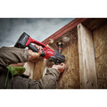 Milwaukee 2808-22 M18 FUEL HOLE HAWG Brushless Lithium-Ion Cordless Right Angle Drill with 7/16 in. QUIK-LOK Kit (6 Ah) image number 7