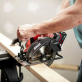Skil CR540602 PWRCore 20 20V 6-1/2 in. Circular Saw with (1) 2 Ah Lithium-Ion Battery and Charger image number 5