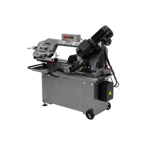 JET 414466 8 in. x 14 in. 1 HP 1-Phase Geared Head Horizontal Band Saw image number 8