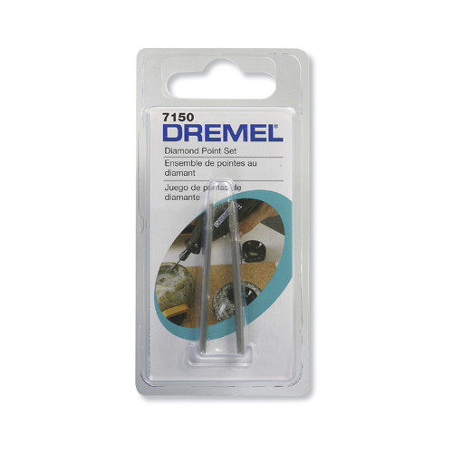 Dremel 7150 Diamond Wheel Point Set
