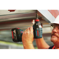 Factory Reconditioned Bosch IDH182-02-RT 18V Cordless Lithium-Ion Brushless Socket Ready Impact Driver Kit with Soft Case image number 6
