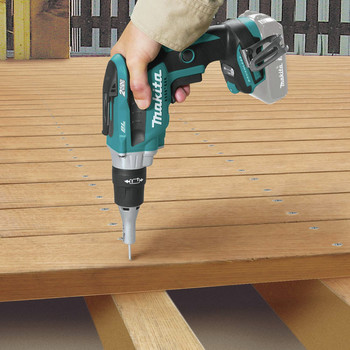 Makita XSF04Z 18V LXT Li-Ion Brushless Cordless Drywall Screwdriver (Tool Only) image number 7