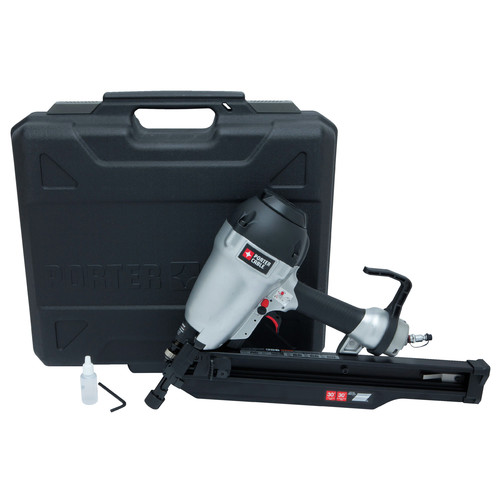 Factory Reconditioned Porter-Cable FC350BR 34 Degree 3-1/2 in. Clipped Head Framing Nailer Kit