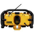 Dewalt DC012 7.2 - 18V XRP Cordless Worksite Radio and Charger (Tool Only) image number 3