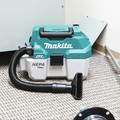 Makita XCV11Z 18V LXT Lithium-Ion Brushless 2 Gallon HEPA Filter Portable Wet/Dry Dust Extractor/Vacuum (Tool Only) image number 10