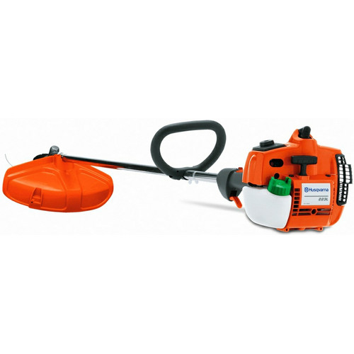 Factory Reconditioned Husqvarna 223L 24.5cc Gas 17 in. Straight Shaft String Trimmer (Class B)