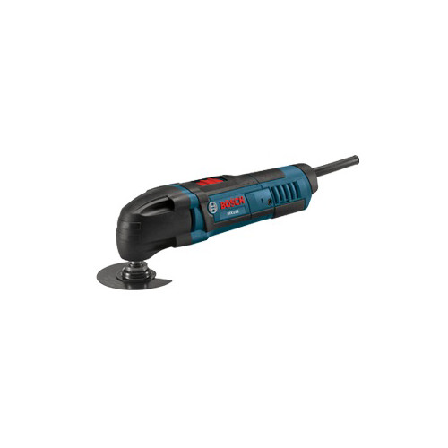 Factory Reconditioned Bosch MX25EC-RT 2.5 Amp Multi-X Oscillating Tool Kit with 21 Accessories