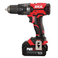 Skil HD527803 20V PWRCore 20 Lithium-Ion Variable Speed 1/2 in. Cordless Hammer Drill Kit (2 Ah) image number 2