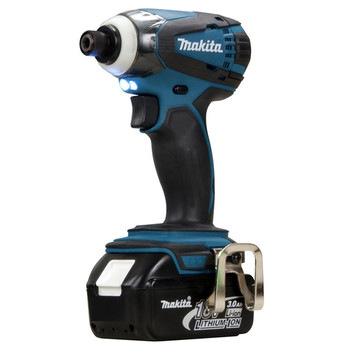 Factory Reconditioned Makita LXDT04-R 18V Cordless LXT Lithium-Ion Impact Driver Kit image number 0