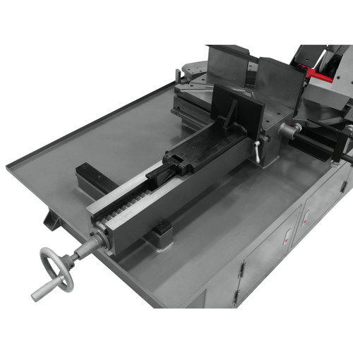 JET 413410 230V 10 in. x 18 in. Horizontal Dual Mitering Bandsaw image number 10