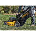 Dewalt DCMW220P2 2X 20V MAX 3-in-1 Cordless Lawn Mower image number 11