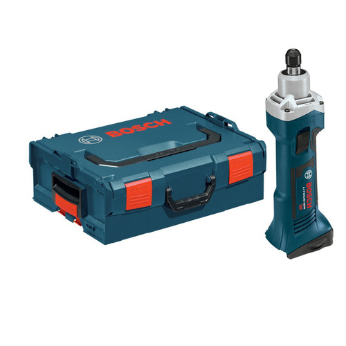 Bosch DGSH181BL 18V Cordless Lithium-Ion 1/4 in. Die Grinder (Bare Tool) with L-BOXX-2 and Exact-Fit Insert