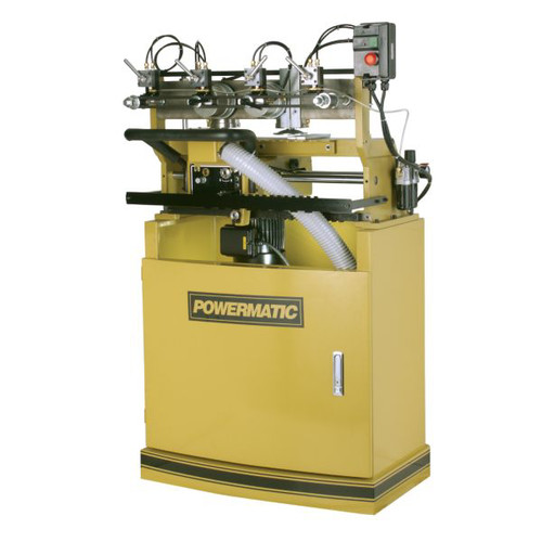 Powermatic DT65 230V 1-Phase 1-Horsepower Pneumatic Clamping Dovetail Machine image number 0