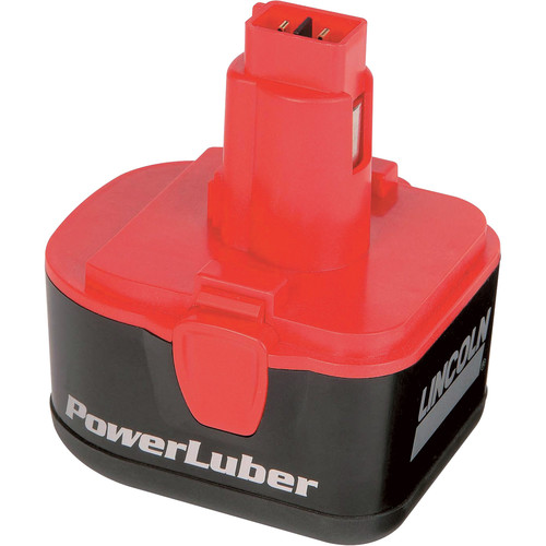 Lincoln Industrial 1401 14.4V Ni-Cd PowerLuber Battery image number 0